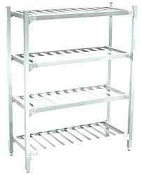 commercial kitchen shelves stainless steel wall shelf for ikea island