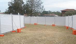 temporary yard fence. Temporary Fence Yard