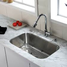 faucet for undermount cool franke usa large single bowl stainless steel undermount kitchen