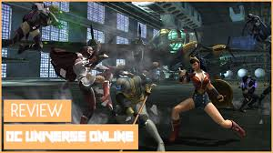 Is Dc Universe Online Worth Playing In 2018 A Dcuo Mmorpg Review