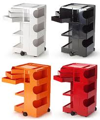 furniture trolley. office furniture: joe colombo boby storage trolley organizer 3/3 furniture