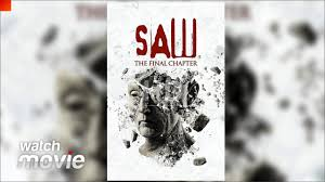 saw the final chapter poster. saw - the final chapter full movie poster