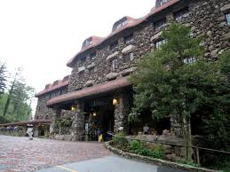 grove park inn is known for its award winning spa enormous