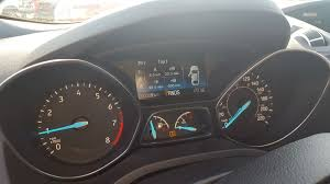 2018 ford white gold.  White GoldWhite Gold 2018 Ford Escape Odometer Photo In Prince George BC In Ford White Gold