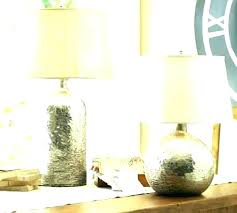 glass lamp target base clear better homes and gardens fillable small lamp base size of glass