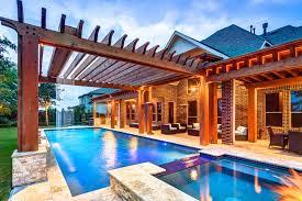 Pool Designs Spring Tx Pool Design Build Best Pool Contractors In Houston