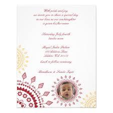 Invitation Format For Naming Ceremony Hindu Barasala Invite