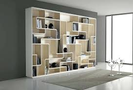 modern bookshelf design ideas contemporary bookcase oak snake by modern bookcase design ideas