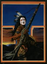 portrait in oil southwest art native american indian painting sioux pride portraits artist