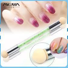 Aliexpress.com : Buy 1Pcs Nail Sponge Brush UV Gel Painting Nail ...