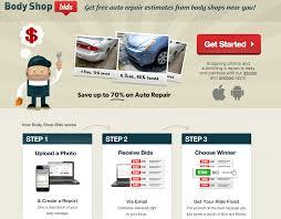 Auto Repair Estimate App Bodyshopbids Gets 1 Million From Groupon
