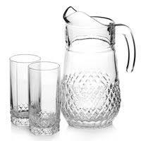 «<b>Набор посуды</b> для питья <b>Pasabahce</b> Valse силикатное стекло ...