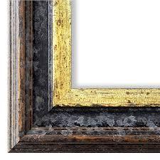 Online Galerie Bingold Bilderrahmen Schwarz Gold 60x80 60 X 80 Cm