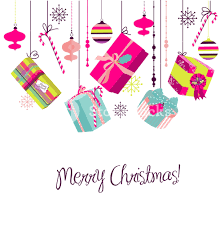 Gifts Background Christmas Gifts In Retro Style Ideas For Creative Packaging