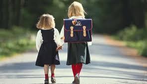 Image result for berjalan kaki ke sekolah