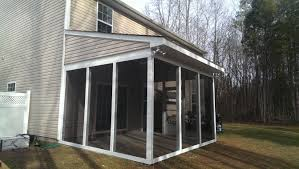Screened In Porch Design fascinating white framed screened in porch for house designs using 3327 by uwakikaiketsu.us