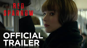 RED SPARROW | Official Trailer #1 HD | English / Deutsch / Français Edf -  YouTube
