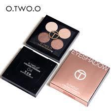 <b>O</b>.<b>TWO</b>.<b>O 4 Colors</b> Eyeshadow Palette | Shopee Malaysia