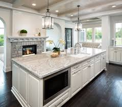 Granite Countertops For Kitchen Taupe White Granite Countertops In Kitchen Cd Granite