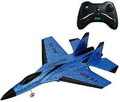 JVSISM Rc Plane <b>Toy</b> Epp Craft Foam <b>Electric</b> Outdoor Rtf Radio ...