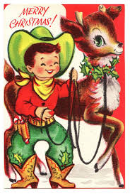 Pin by Janie Fischer on Vintage Christmas Cards | Western christmas, Cowboy  christmas, Vintage christmas cards