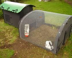 mini rabbit hutch