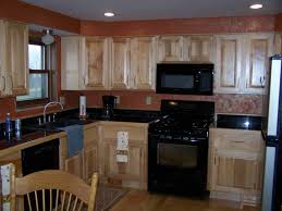 Maple Kitchen Maple Kitchen Cabinets With Granite Countertops