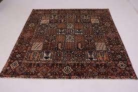 exceptional garden s antique bakhtiari persian rug oriental