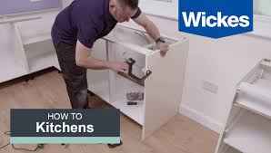 Wickes Bathroom Wall Cabinets How To Install Base Cabinets With Wickes Youtube