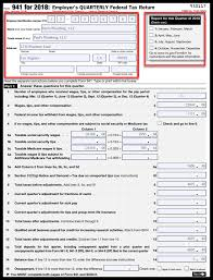 irs form 941 part 1