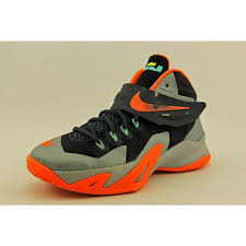lebron youth shoes. nike ier viii gs youth boys size gray basketball shoes used sneakers sneakers: medium lebron e