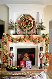 Mantel Decor For Christmas interior: christmas tree decoration kits | christmas  mantel decor