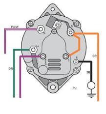 automotive alternator wiring diagram boat electronics Automotive Alternator Wiring click image for larger version name alt wiring jpg views 1 size engine repairvolvolarger automotive alternator wiring diagram
