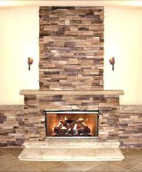 veneer stone for fireplaces fireplace fireplace 2 stacked stone veneer fireplace diy
