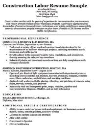 Sample Construction Cover Letters Construction Cover Letter Sample Resume Companion