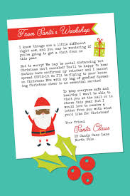 Check out all the templates for envelope design to see what. Free Printable Letter From Santa During Covid 19 Hey Let S Make Stuff