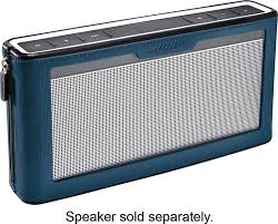 bose soundlink blue. bose® - soundlink® iii cover navy blue bose soundlink