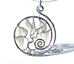 tree of life silver weeping willow pendant image 4831 card from user Елена Е in yandex collections