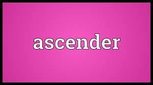 Ascender Definition Graphic Design Ascender Meaning
