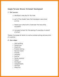 7 Bio Statement Example Emt Resume Photo Examples Resume Sample