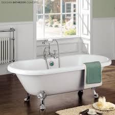Bathroom Elegant Clawfoot Tub For Your Bathroom Design