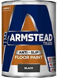 Armstead 5218567 Trade Anti Slip Floor Paint Grey 5 Litre