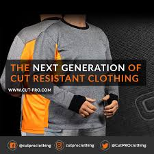 Cutpro Cut Resistant Clothing Protection For Glass