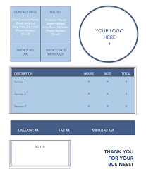 Sample Invoices Template Professional Invoice Design 16 Samples Templates To