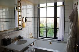 new york bathroom design. Ludlow-hotel-bathroom-7 New York Bathroom Design