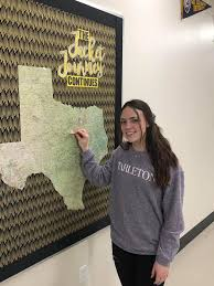 Addie Sims' Jacket Journey will be... - Cleburne High School | Facebook
