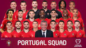 Portugal Squad: Euro 2020 Qualifiers