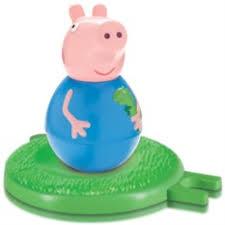 <b>Фигурка</b>-<b>неваляшка</b> «малыш Джордж», <b>Peppa Pig</b>   купить в ...
