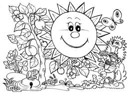 Small Picture Cool Nature Coloring Pages Coloring Pages