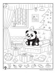 Download these free printable advent coloring pages to help children understand and celebrate the meaning of christ's birth. Christmas Hidden Pictures Printables For Kids Woo Jr Kids Activities